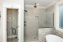 Dream House Plan - Traditional Interior - Master Bathroom Plan #929-770