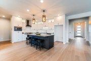 Prairie Style House Plan - 3 Beds 2 Baths 2082 Sq/Ft Plan #124-1173