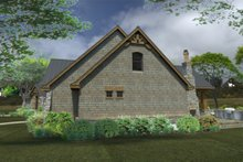 Craftsman Exterior - Other Elevation Plan #120-172