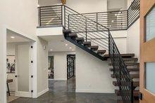 Modern Interior - Entry Plan #1066-3