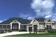Craftsman Style House Plan - 2 Beds 2.5 Baths 2605 Sq/Ft Plan #1069-1