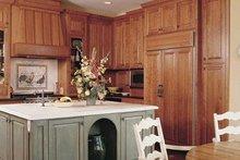 Home Plan - European Interior - Kitchen Plan #48-120