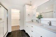 Farmhouse Style House Plan - 3 Beds 2.5 Baths 1840 Sq/Ft Plan #1070-1 Interior - Master Bathroom