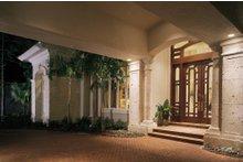 Dream House Plan - Mediterranean Exterior - Other Elevation Plan #930-15