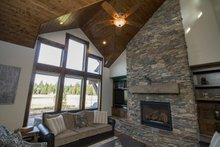 Dream House Plan - Craftsman Exterior - Front Elevation Plan #892-13