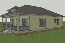 Craftsman Exterior - Other Elevation Plan #461-4