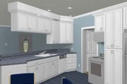 Traditional Style House Plan - 3 Beds 2 Baths 1500 Sq/Ft Plan #44-135 Photo