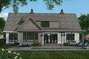 Farmhouse Style House Plan - 4 Beds 4 Baths 3319 Sq/Ft Plan #51-1156