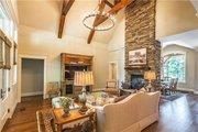 Craftsman Style House Plan - 4 Beds 3.5 Baths 2482 Sq/Ft Plan #120-184