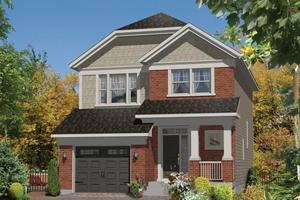 Craftsman Exterior - Front Elevation Plan #25-4431