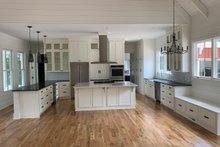 House Design - Craftsman Interior - Kitchen Plan #437-112