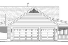 Home Plan - Country Exterior - Other Elevation Plan #932-60