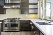 Traditional Interior - Kitchen Plan #892-25