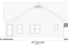 Home Plan - Traditional Exterior - Other Elevation Plan #932-406