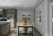 House Plan Design - Ranch Interior - Dining Room Plan #1060-101