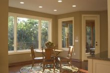 Home Plan - Dinette photo of Craftsman style home