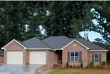 Home Plan - Traditional Exterior - Other Elevation Plan #430-57