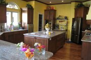 Adobe / Southwestern Style House Plan - 2 Beds 2 Baths 4379 Sq/Ft Plan #451-19 Interior - Kitchen