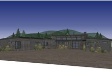 Home Plan - Traditional Exterior - Front Elevation Plan #892-25