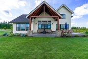 Farmhouse Style House Plan - 4 Beds 2.5 Baths 2663 Sq/Ft Plan #1070-104 Exterior - Rear Elevation