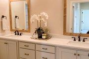Farmhouse Style House Plan - 3 Beds 2.5 Baths 2316 Sq/Ft Plan #1067-1 Interior - Master Bathroom