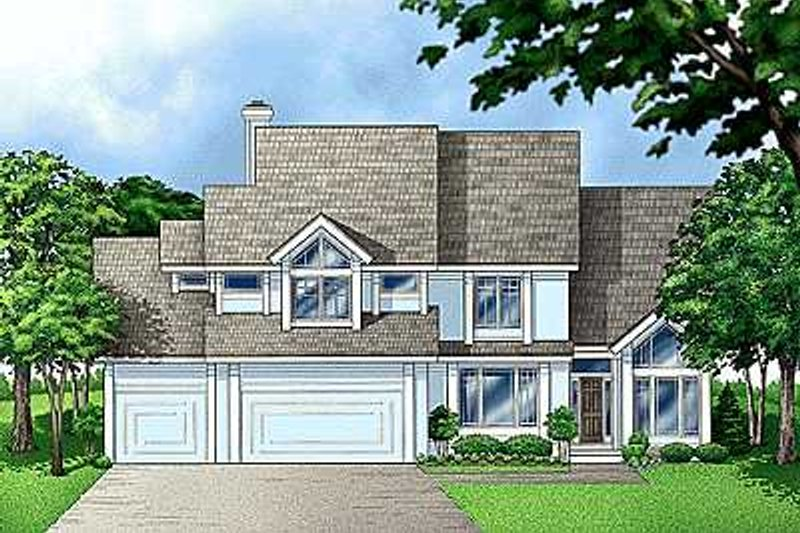House Plan - 4 Beds 3.5 Baths 2996 Sq/Ft Plan #67-127