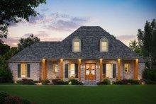 Architectural House Design - Farmhouse Exterior - Front Elevation Plan #1074-18