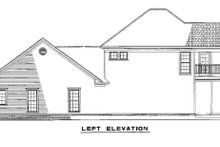 House Plan Design - Southern Exterior - Other Elevation Plan #17-2047