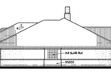 House Design - Prairie Exterior - Other Elevation Plan #120-150