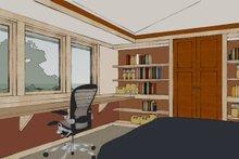 Craftsman Interior - Bedroom Plan #454-13