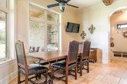 Mediterranean Style House Plan - 4 Beds 4.5 Baths 3474 Sq/Ft Plan #930-276 Interior - Kitchen