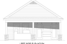 House Plan Design - Country Exterior - Front Elevation Plan #932-312