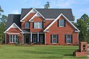 Country Style House Plan - 4 Beds 3 Baths 2034 Sq/Ft Plan #927-258