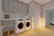 Architectural House Design - Farmhouse Interior - Laundry Plan #126-234