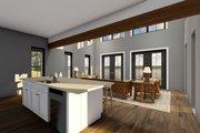 Farmhouse Style House Plan - 2 Beds 2 Baths 1757 Sq/Ft Plan #455-208 Interior - Family Room