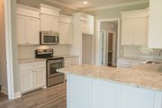 European Style House Plan - 3 Beds 2 Baths 1715 Sq/Ft Plan #430-84 Interior - Kitchen