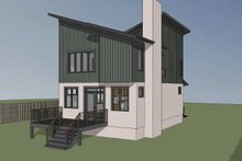 Modern Exterior - Other Elevation Plan #79-294