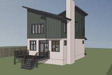 House Plan Design - Modern Exterior - Other Elevation Plan #79-294