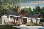 Farmhouse Style House Plan - 4 Beds 2.5 Baths 3249 Sq/Ft Plan #23-2689