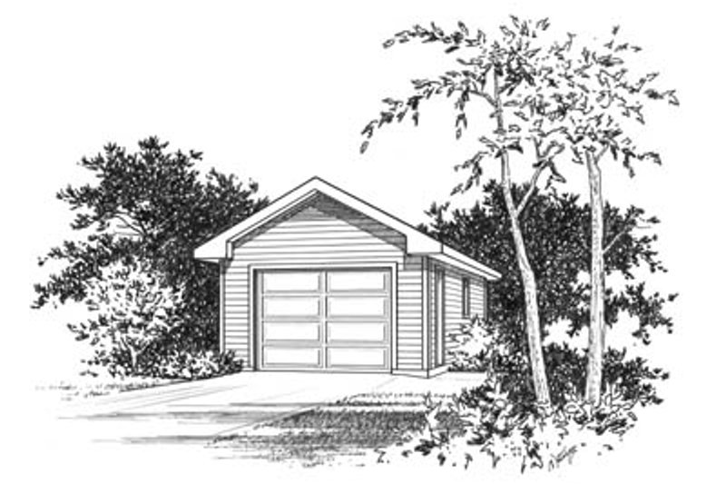 House Plan Design - Traditional Exterior - Front Elevation Plan #22-415