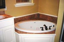 Home Plan Design - European Interior - Master Bathroom Plan #430-53