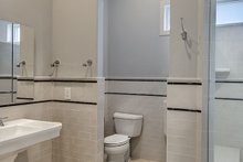 Architectural House Design - His Master Bath