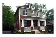 Craftsman Style House Plan - 4 Beds 3.5 Baths 2520 Sq/Ft Plan #461-2
