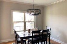Ranch Interior - Dining Room Plan #437-77