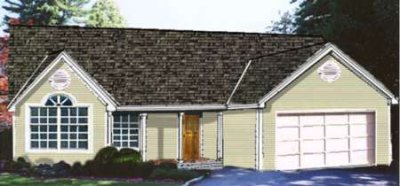 Traditional Exterior - Front Elevation Plan #3-118