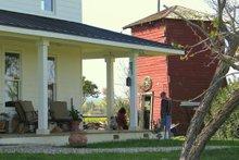 Dream House Plan - Farmhouse water tower