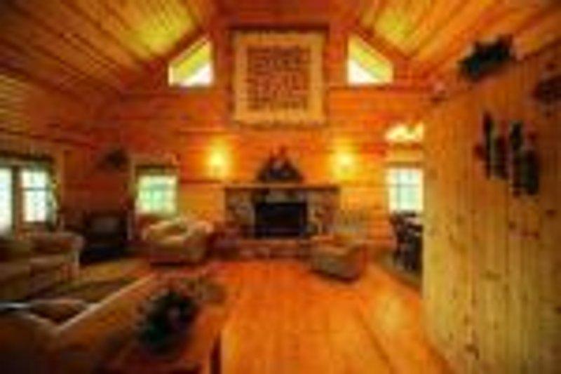 Cottage Photo Plan #72-117 - Houseplans.com