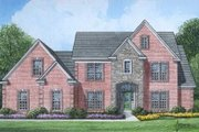 Traditional Style House Plan - 5 Beds 4 Baths 3491 Sq/Ft Plan #424-50