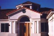 Mediterranean Style House Plan - 5 Beds 4 Baths 4235 Sq/Ft Plan #1-910