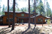 Craftsman Style House Plan - 3 Beds 2.5 Baths 3571 Sq/Ft Plan #895-3 Exterior - Other Elevation